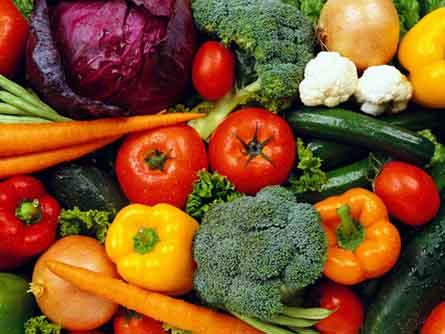 你知道的有多少呢,吃蔬菜的七个保健功效