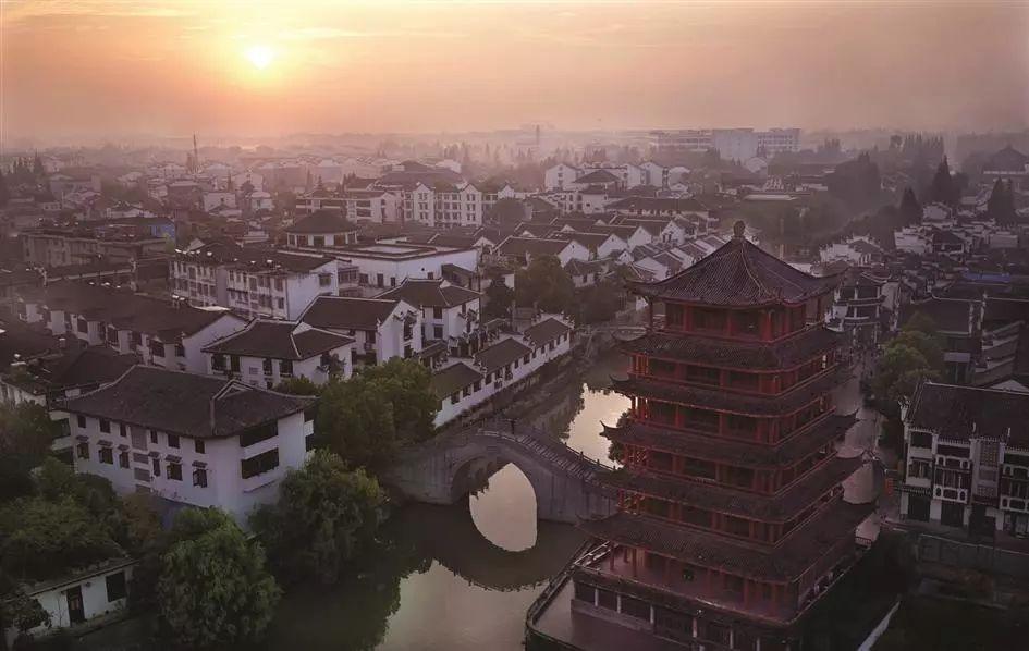 """""""安徽旅游十大古村镇""""名单揭晓,找点时间,出去走走"""