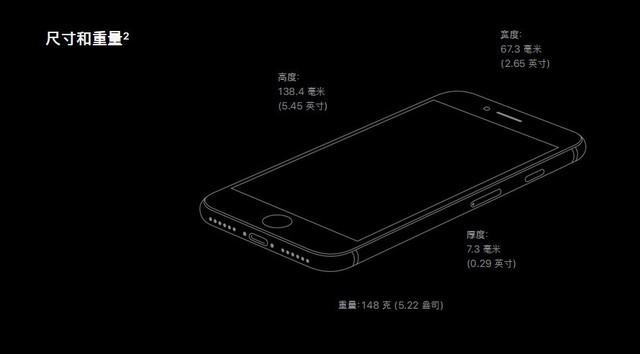 3299元 选购第二代苹果iPhone SE手机上的三个原因