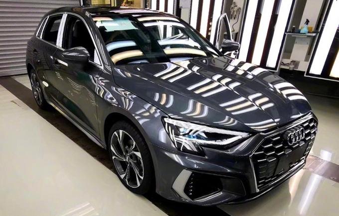 奥迪国产全新A3,造型更运动,尺寸大涨,四季度上市,或19万起售