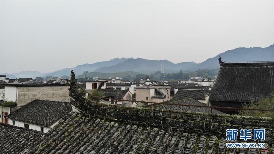 坐着高铁看中国丨探访合福高铁沿线的千年古村