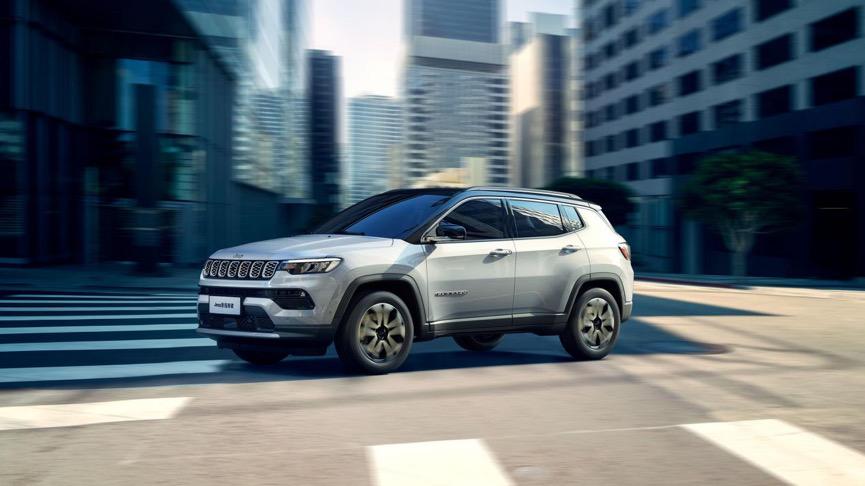 新锐城市SUV自由彰显双重个性 Jeep新指南者开拓年轻新势力