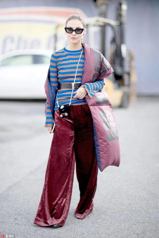 可系、可披、可裹全身的羽绒围巾,太神仙了
