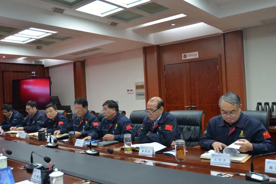 机载军品管理部部长李军一行莅临航空工业万里检查指导工作