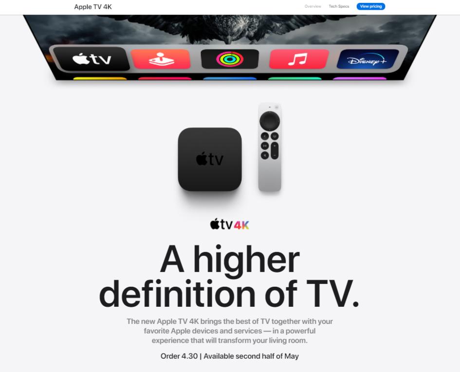 等待许久,Apple TV国行版本终于要来了