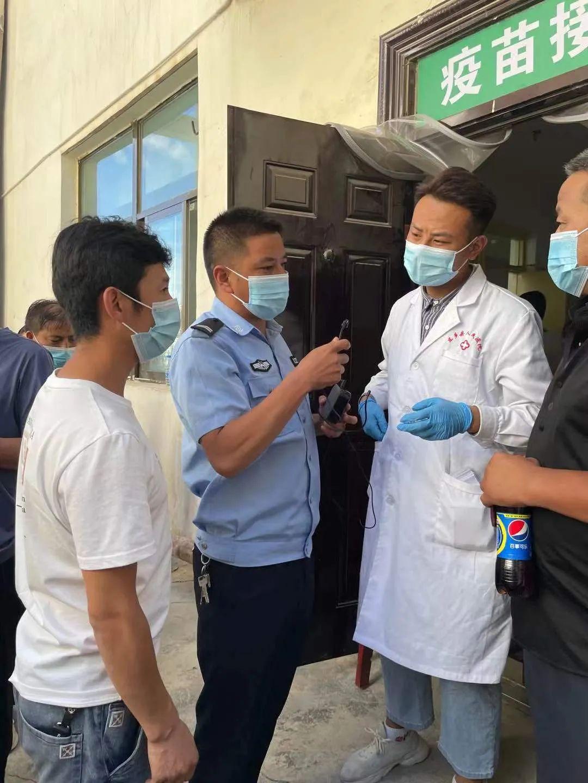 【图说警事】疫情防控下的临夏公安力量
