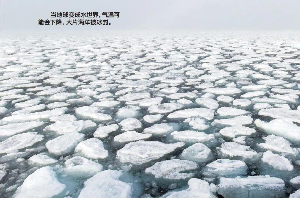 地球表面約多少被水覆蓋(地球被水覆蓋幾分之幾)