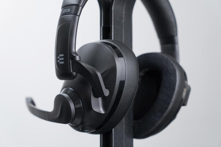听的舒适:EPOS(音珀)H3环绕声游戏耳机体验
