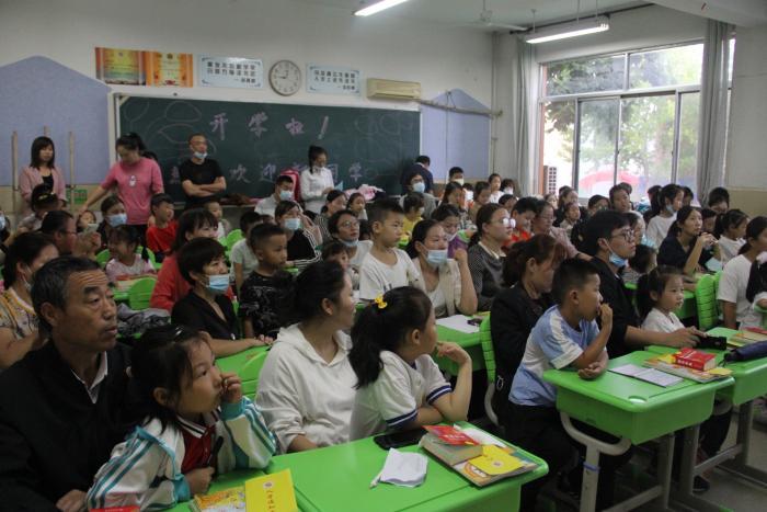 博兴县实验小学:新生入学仪式感满满
