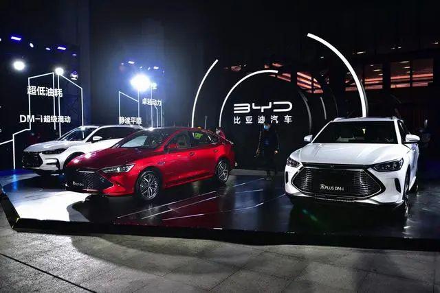 8月新能源车型榜:比亚迪卖疯了,Model 3消失了