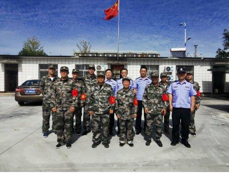 百日会战:东港警方联手企业组建义务巡逻队,全力守护百姓平安