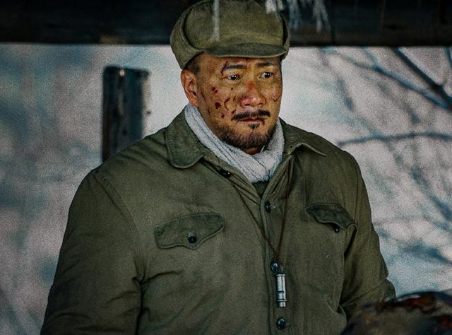 胡军回应观众手绘《长津湖》后续?为角色他愣是跟导演要求改戏