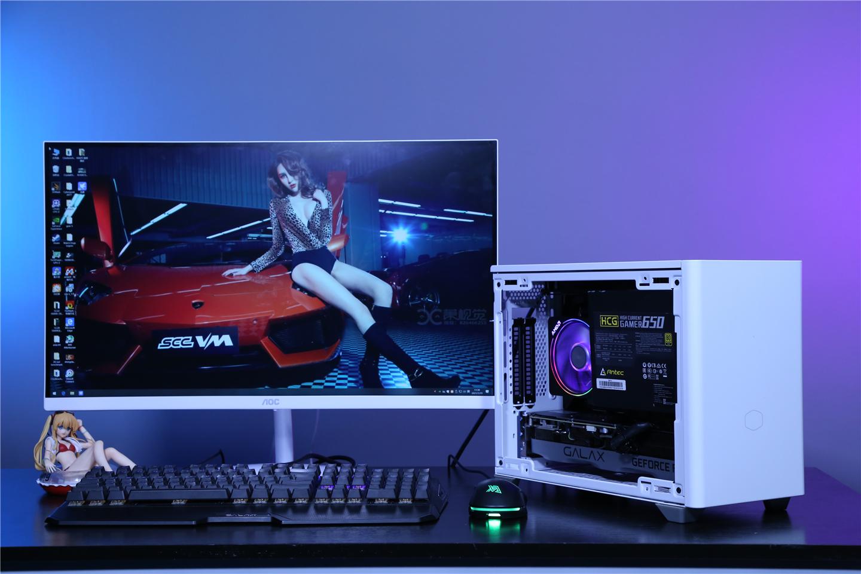 从入门到入魔,5600X+3080OC+酷冷NR200P打造低调桌面ITX小钢炮主