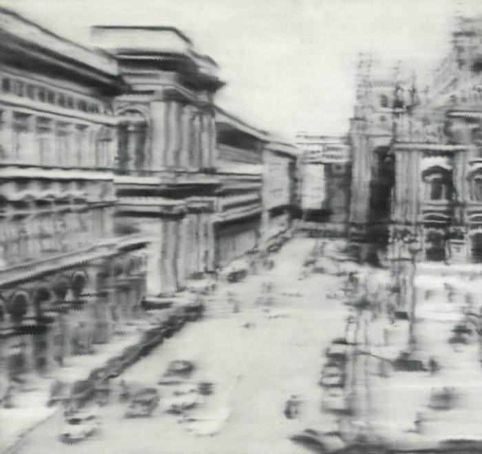 秋拍巡礼|西方大师格哈德·里希特:当代艺术巨作再登亚洲拍场