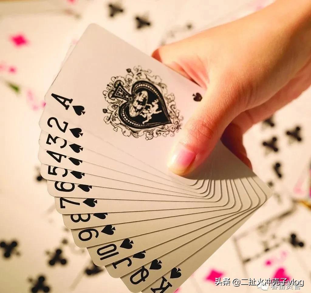 用一副扑克牌普及中国债券知识,让你搞懂