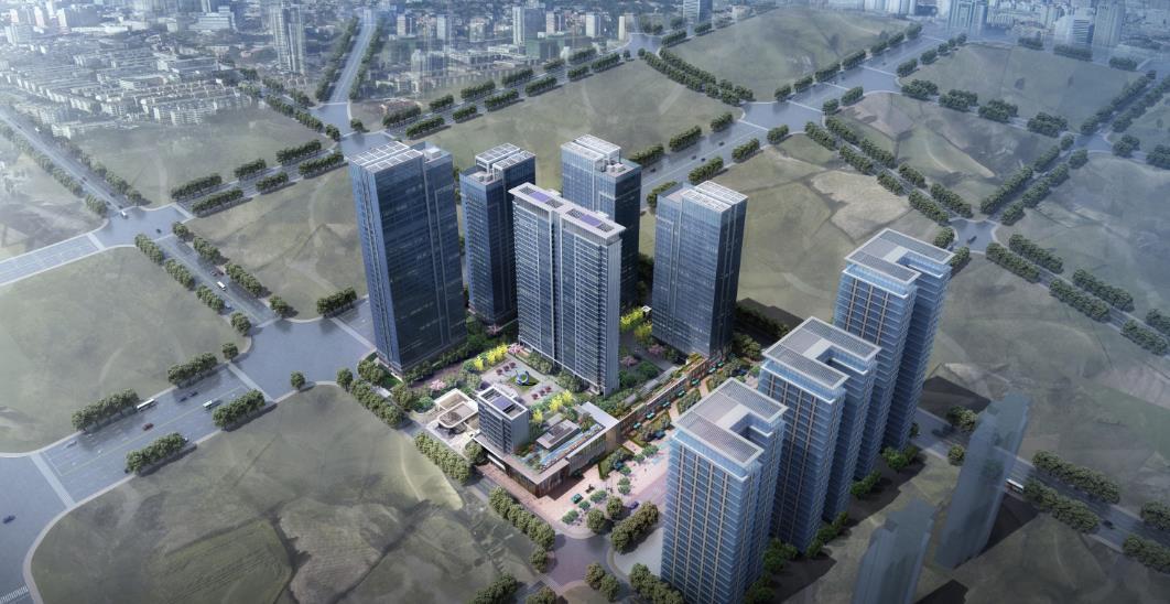 """东航巫家坝""""大手笔""""项目新推进,首发用地出现1栋9层住宅很稀奇"""