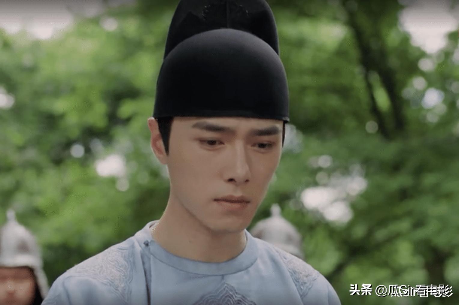 《长歌行》痴情男配魏叔玉,深陷情感与义理的漩涡之中