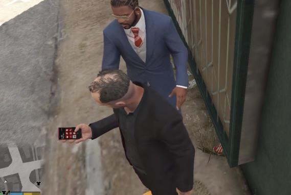 《GTA5》中三位主角都使用什么牌子的手机?与现实真实品牌对标