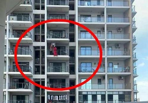三亚红衣女25楼热舞后坠楼身亡,是自杀还是阴谋?网友们吓坏了