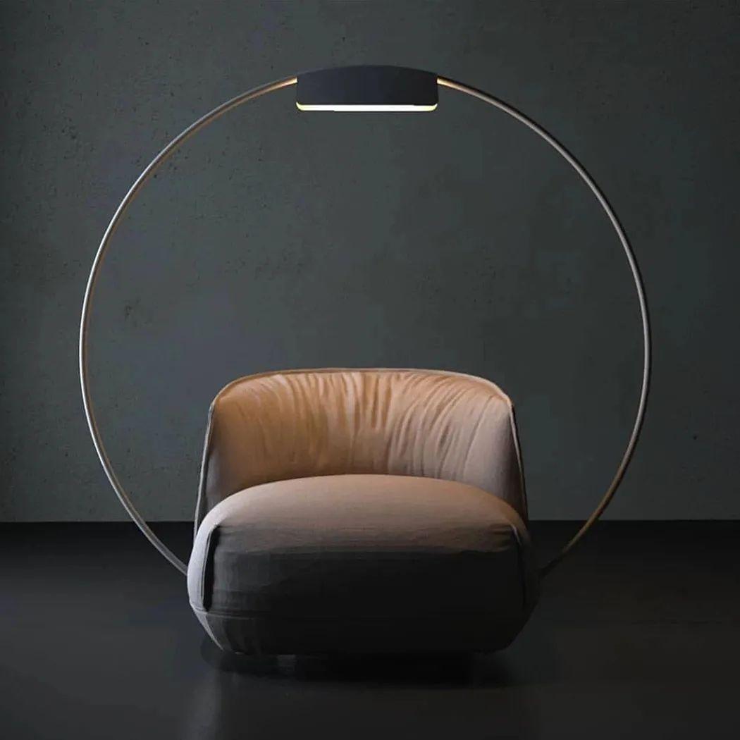 简约却不简单:落地灯的设计新意