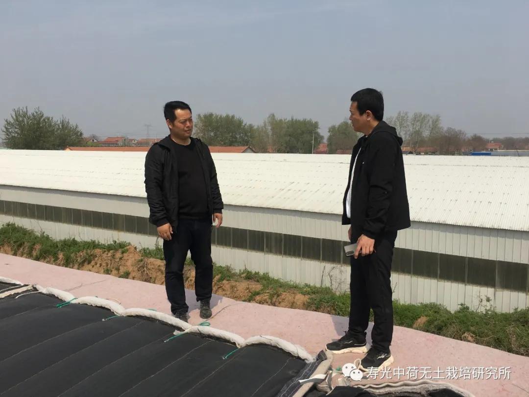 热情接待新疆学员 实地考察追求进步