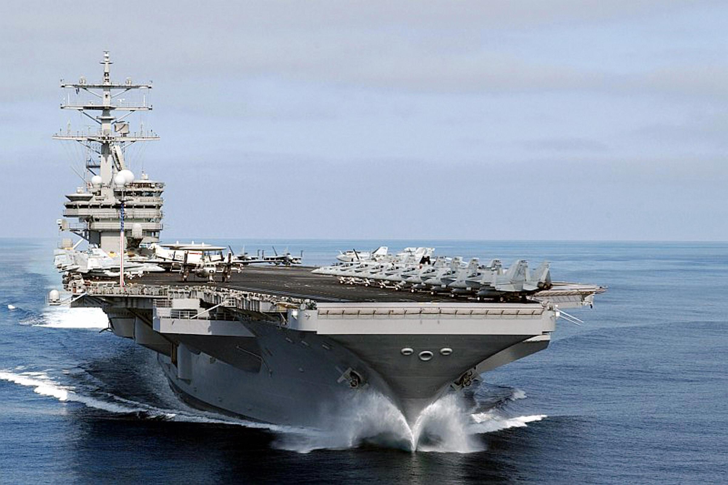 """刚遭驱逐,美军舰仍不死心,跑来中国""""撒野"""""""