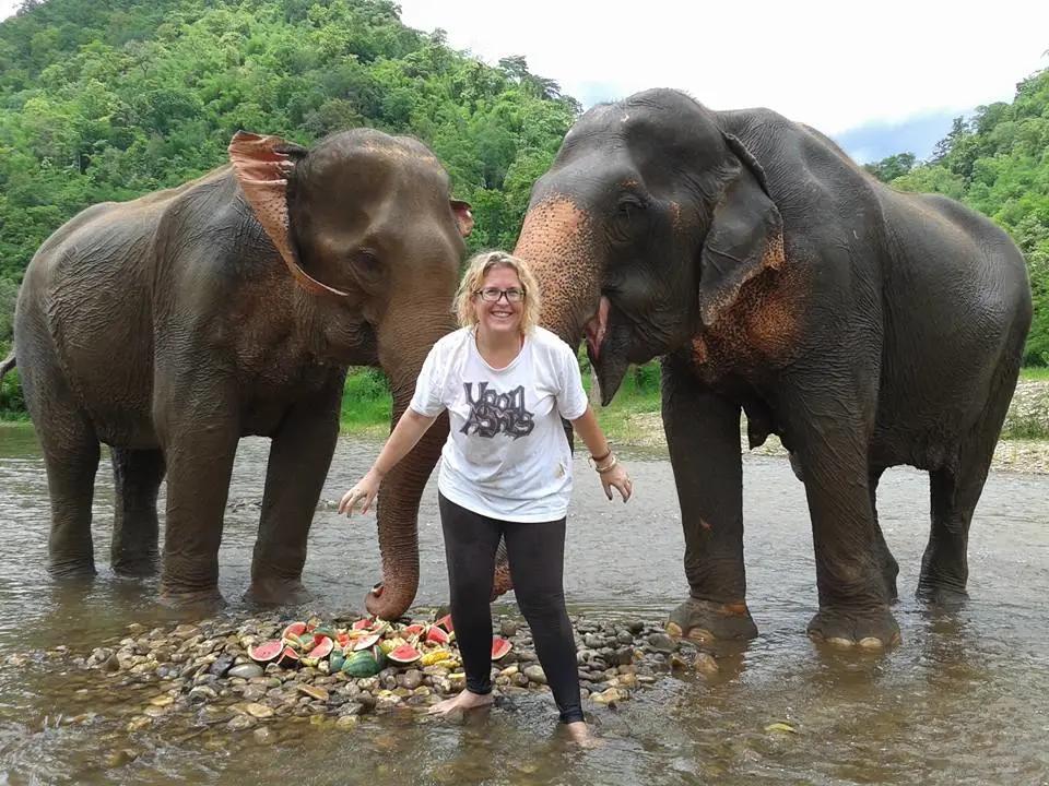 脚步丈量世界,8个国家旅居史,她有着怎样的体验?