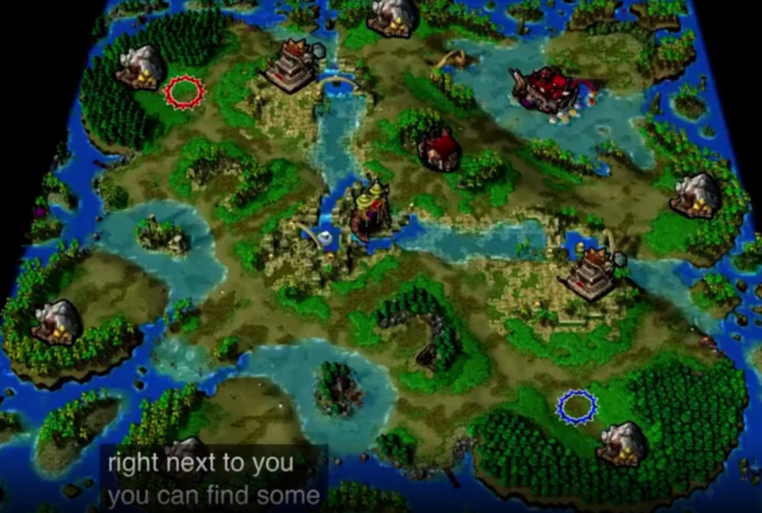 Blizzard hasn't forgotten Warcraft?  Foreign media exposed new patches to revise new maps