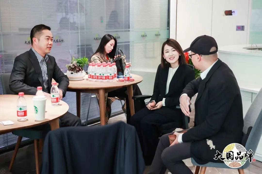 电子游艺卫浴王佳受邀参加大国品牌《总裁与新品》第一届圆桌会议