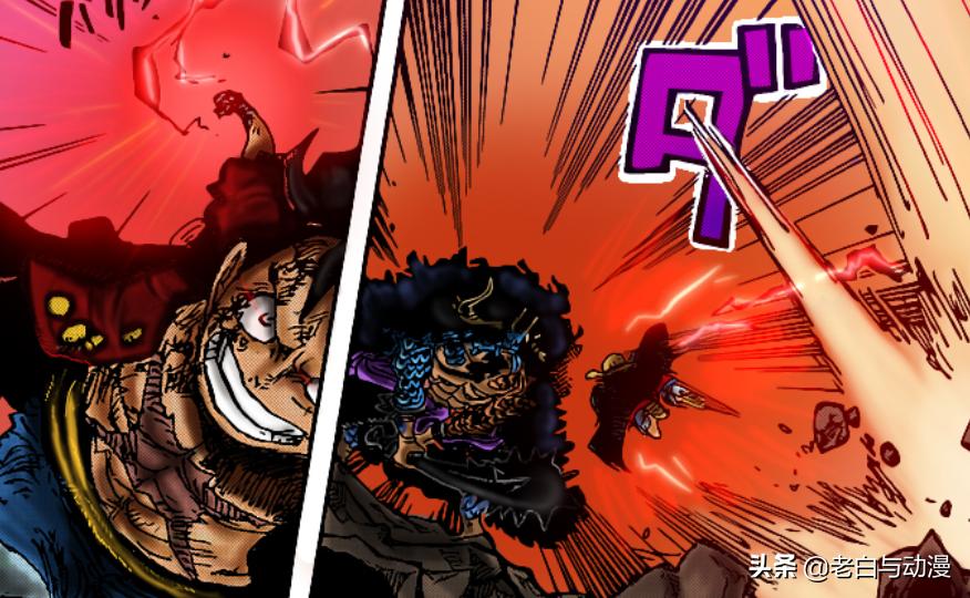 海賊王:路飛掌握霸王色纏繞,能轉變成「五檔」嗎?