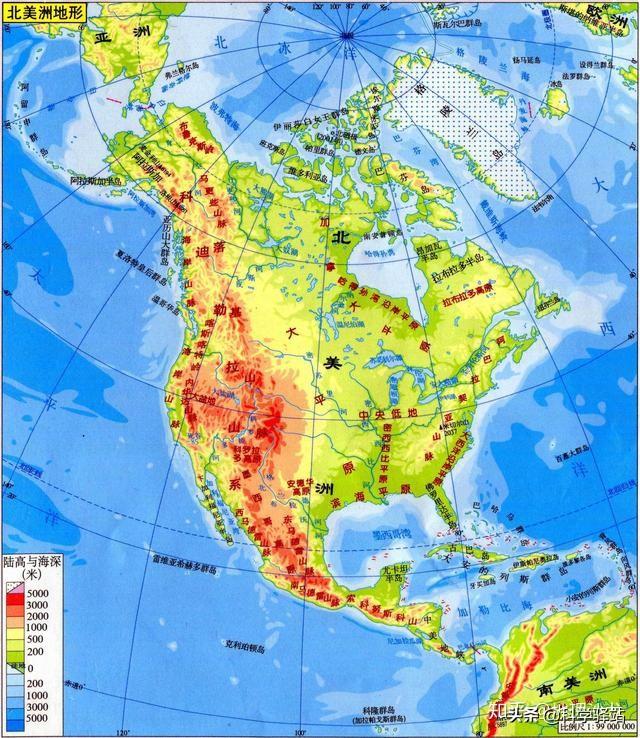 世界唯二超级大国,美国和中国的地理条件谁更胜一筹?