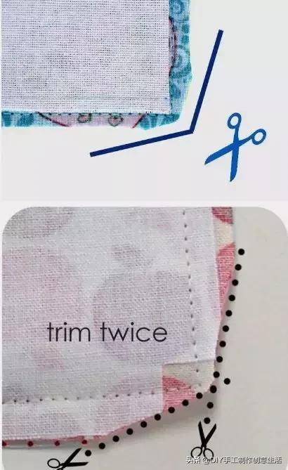 分享11个关于布艺手工的小技巧,让布艺玩起来更轻松有趣 手工的小技巧 第12张