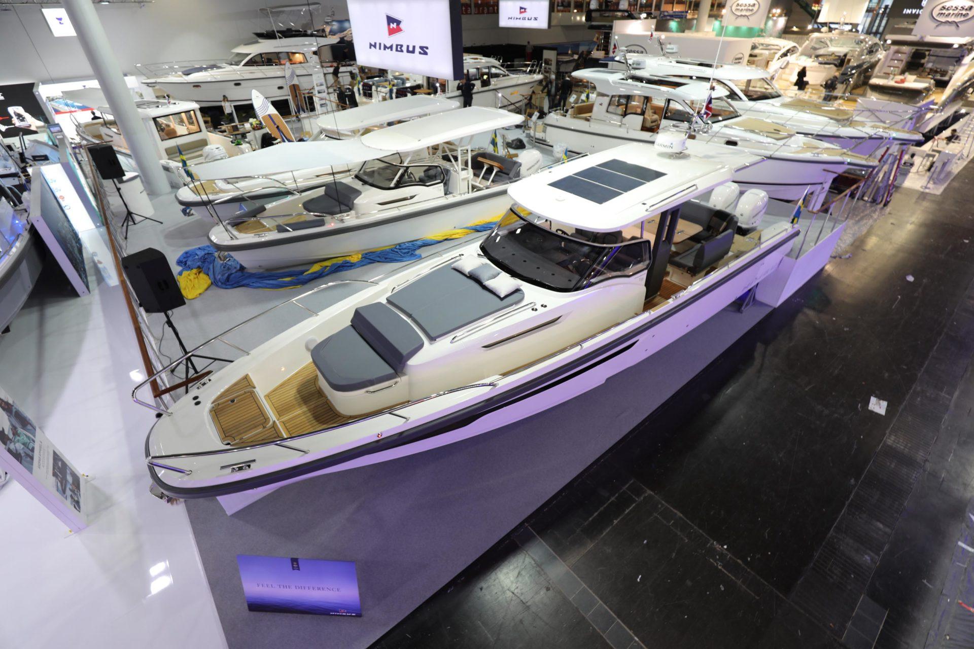 """瑞典Nimbus T11,用最质朴的设计呈现""""海上舒适"""""""