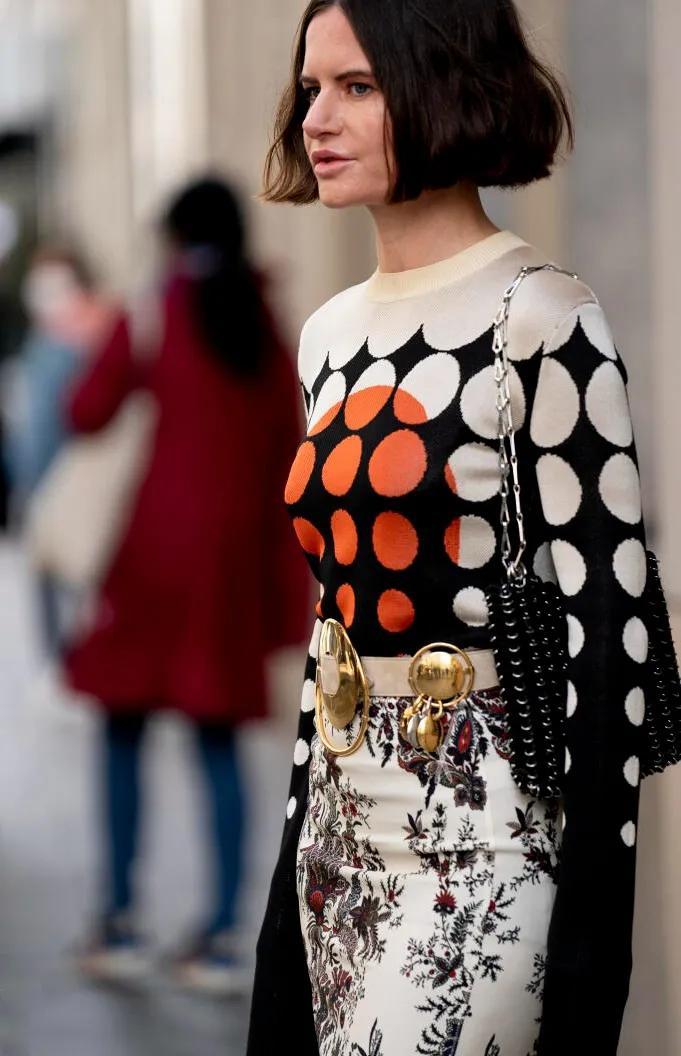 2022春夏女装印花图案流行趋势