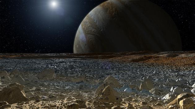 太阳系中那些神秘的地下海洋:木卫二喷涌间歇泉-第1张图片-IT新视野