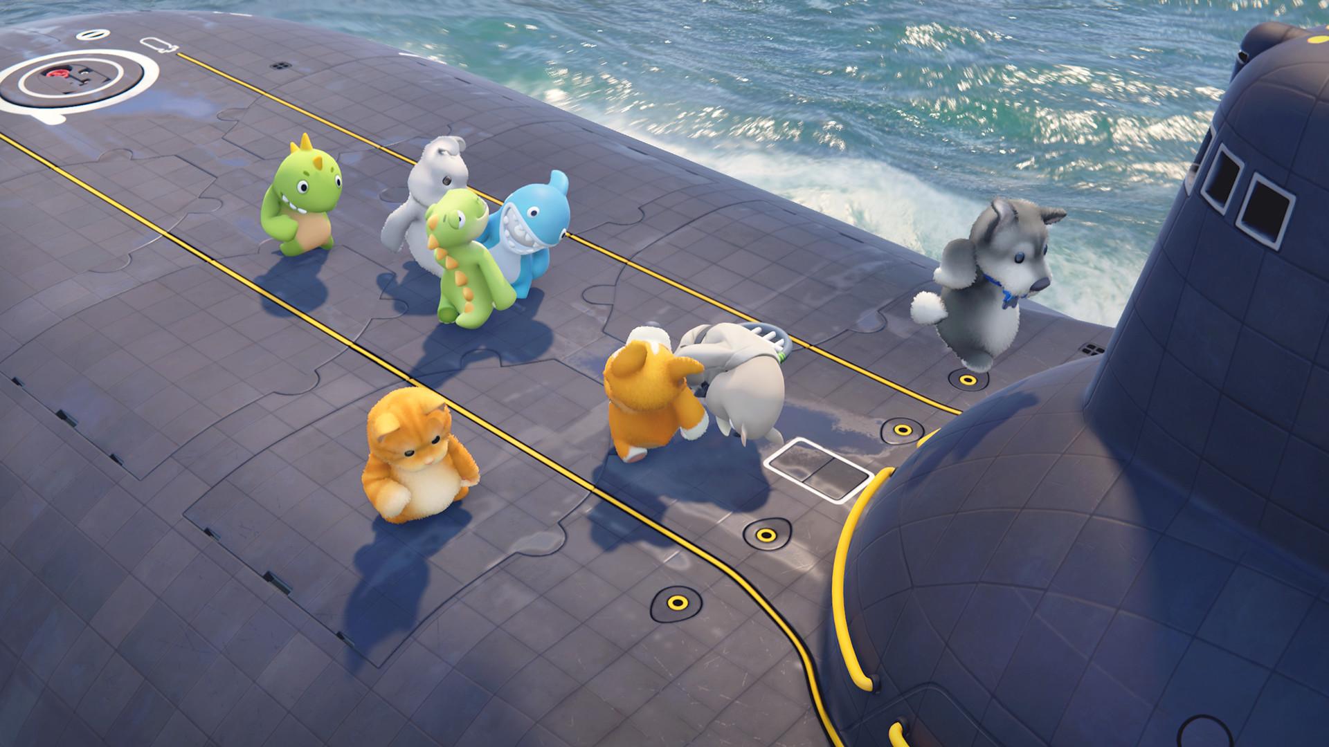 《Party Animals》限时免费,赶紧和朋友们玩起来吧