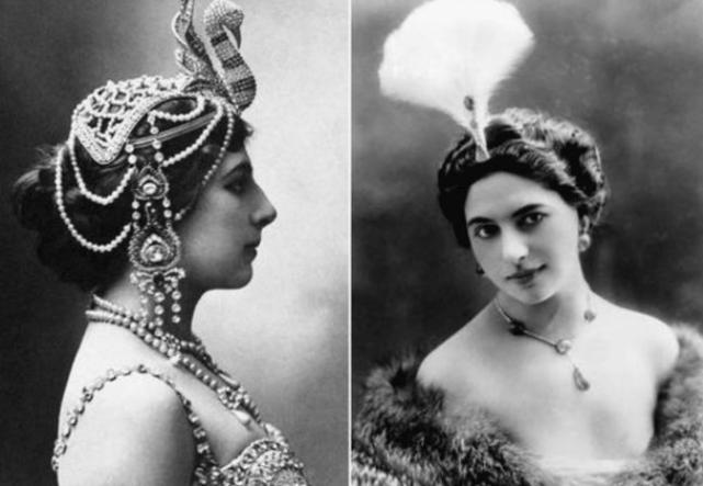 一战双面女间谍:因长得太美,被杀死后头颅保存在博物馆