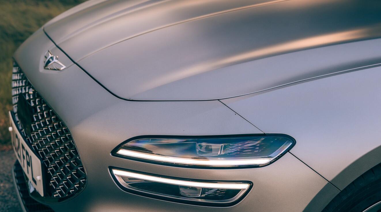 将于未来进口上市,捷尼赛思G70大量实拍图发布