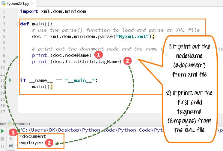 DAY6-step11 Python XML Parser教程(Minidom,ElementTree)