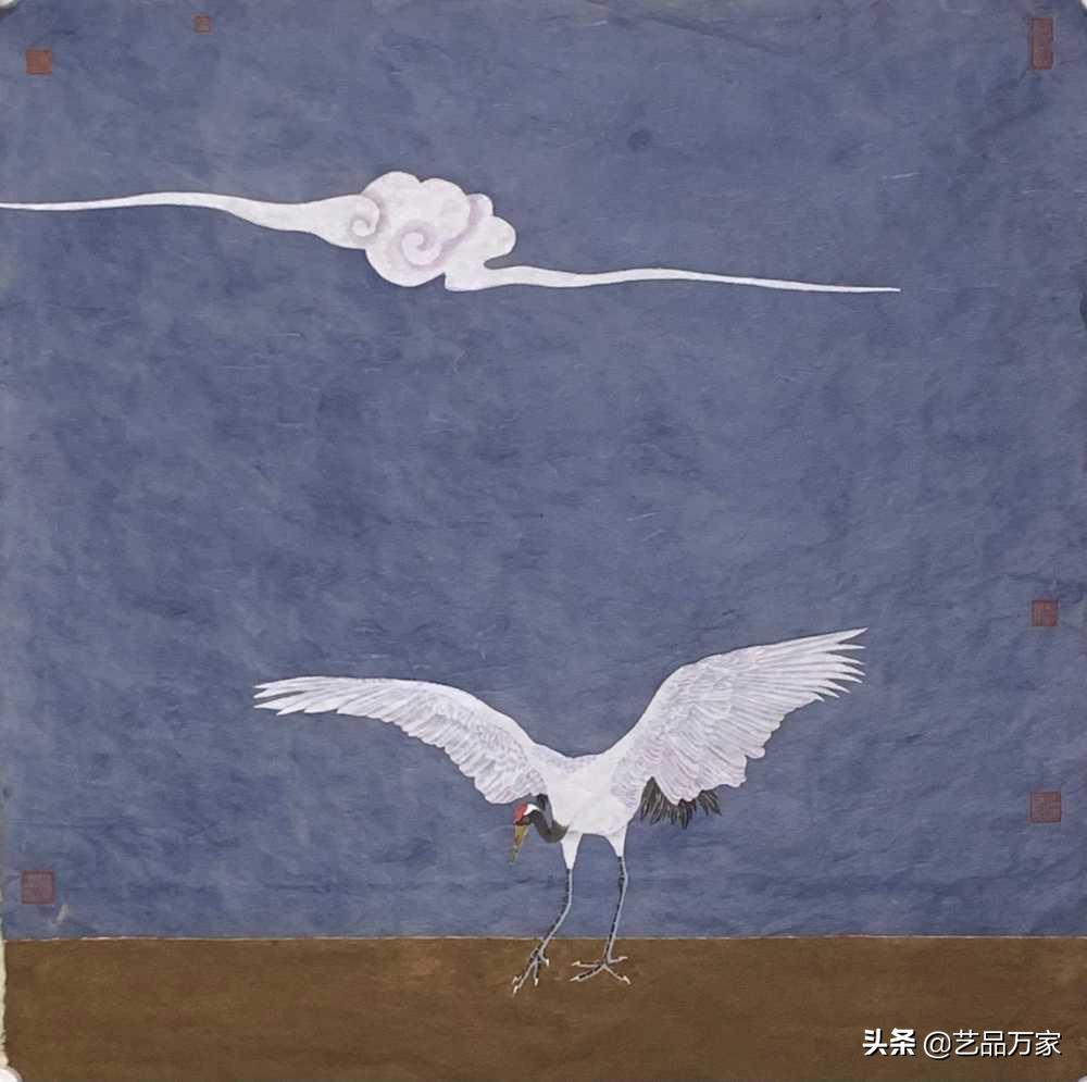 品画中故事·仙鹤祥瑞图 赵勇