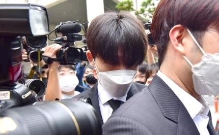 金韩彬承认买毒吸毒:很长时间不想活,被判有期徒刑3年罚款150万