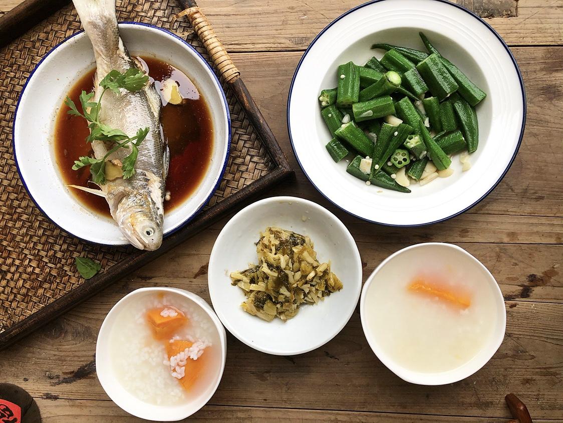 夫妻俩的极简餐,花钱少吃得舒心,朋友圈火了,网友夸:健康生活 美食做法 第2张