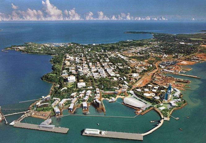 澳防长访问北领地后,称达尔文港无安全威胁,但支持美军扩大部署