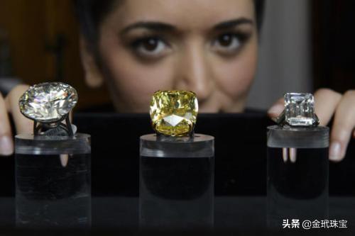 世界上最有名气的四大钻石,真的很美,你认识多少颗钻石?