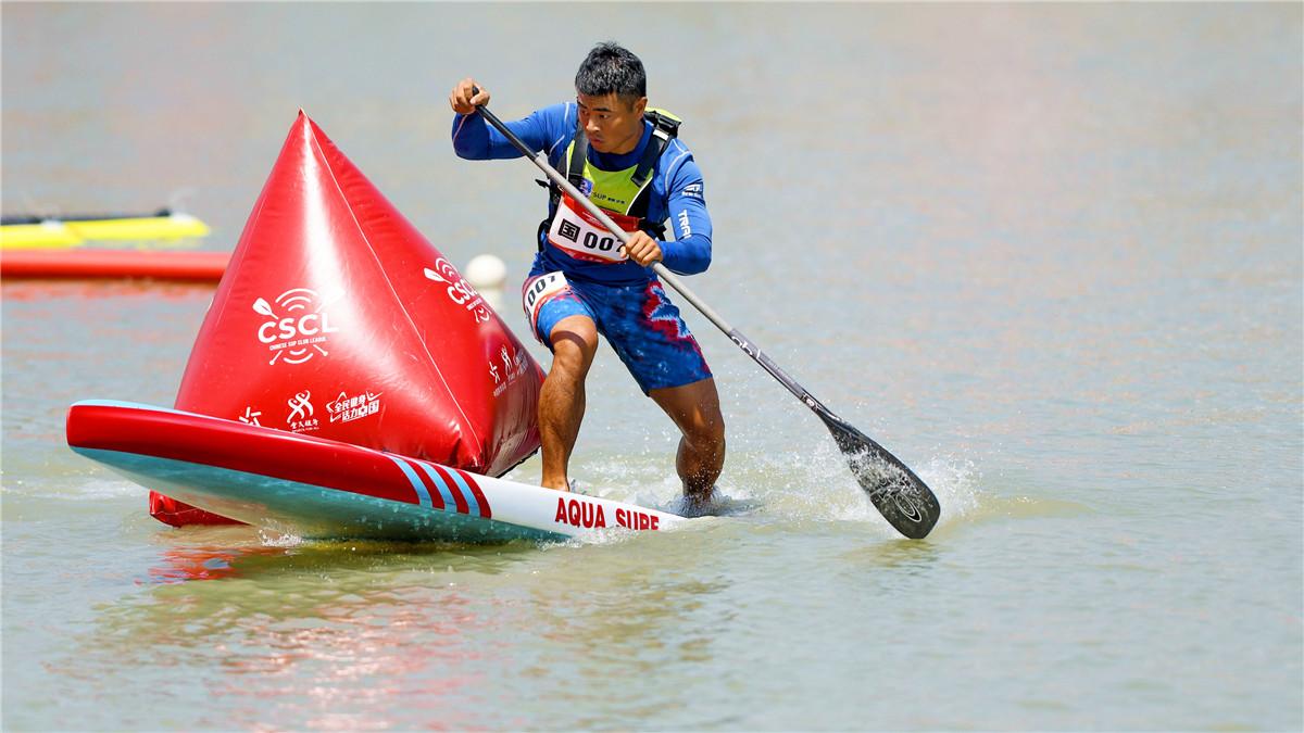 2020中国桨板俱乐部网络联赛总决赛暨南太湖桨板公开赛开幕
