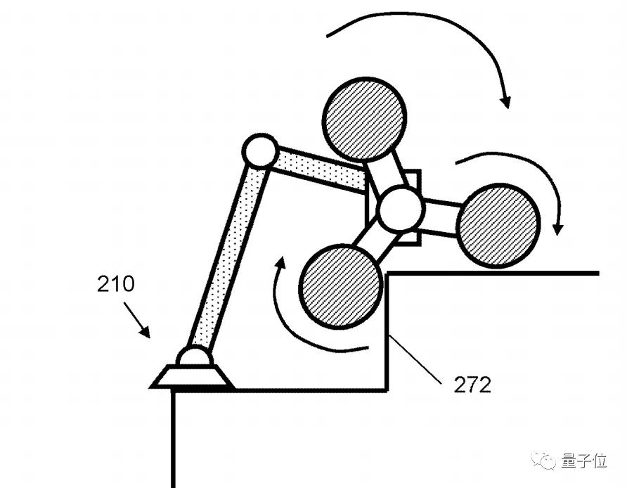 戴森要搞能爬楼梯的吸尘器,两项专利设计现已提交