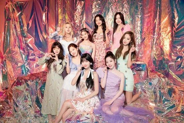 韩国的国民女团是?TWICE超越BLACKPINK;JYP新女子组合信息再公开