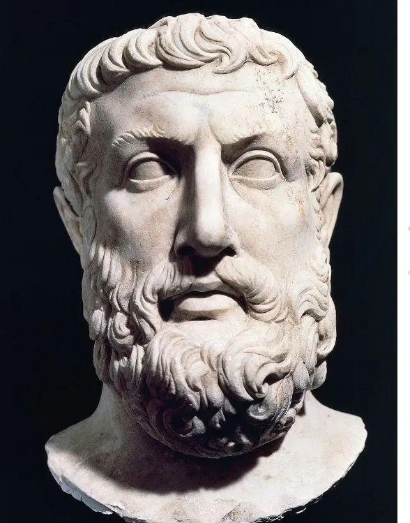 坤鹏论:真正的哲学思想从巴门尼德开始(下)-坤鹏论