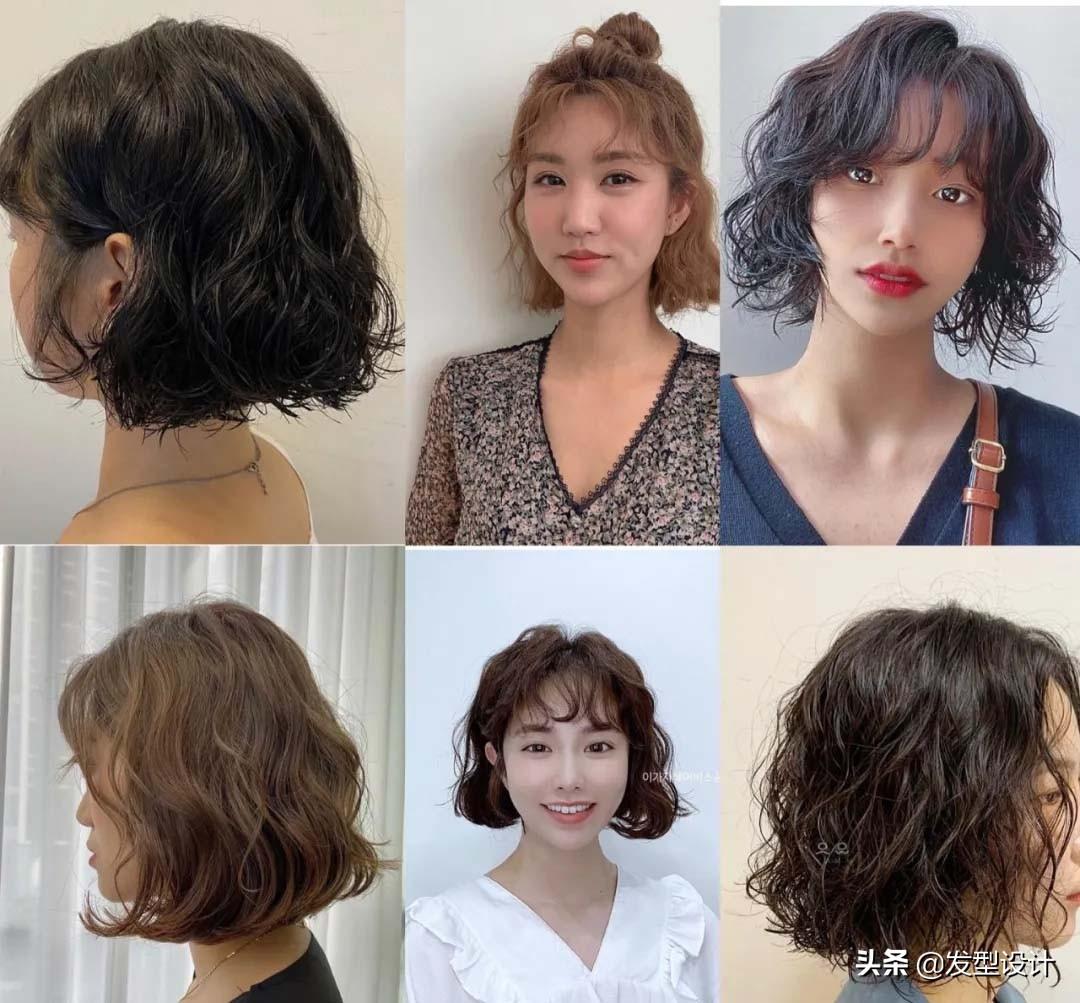 今年中日韩流行短发大合集500款,喜欢短发的要看看哦