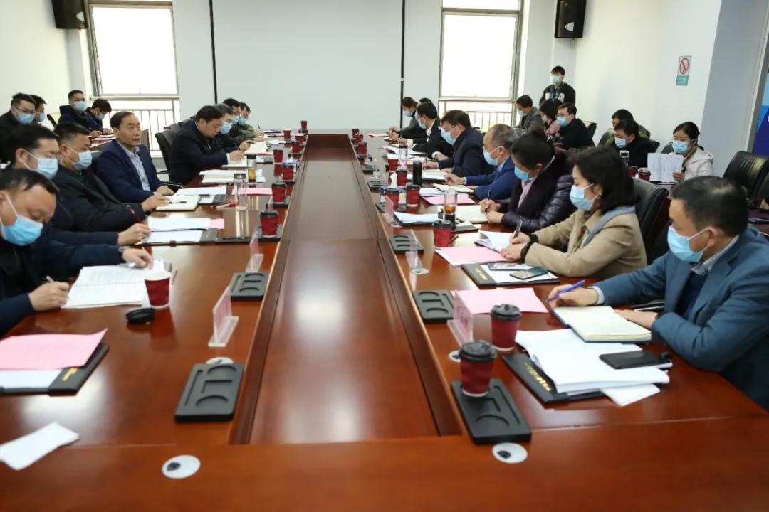 「资讯」赵海山副省长调研武汉国际贸易城建设与汉口北外贸发展